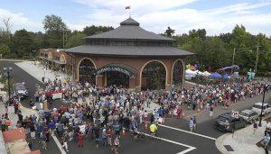 Albany's Historic Carousel