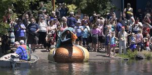 Waverly Lake Duck Launch